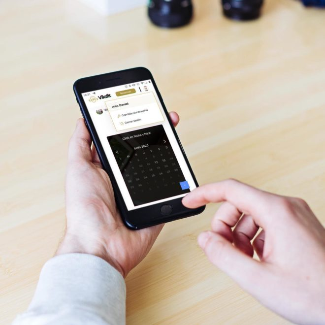 app vilafit entrenar online